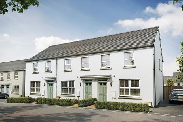 """Thumbnail End terrace house for sale in """"Archford"""" at Redmoor Close, Tavistock"""