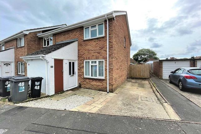 Thumbnail Property to rent in Gunville Crescent, Muscliff, Bournemouth