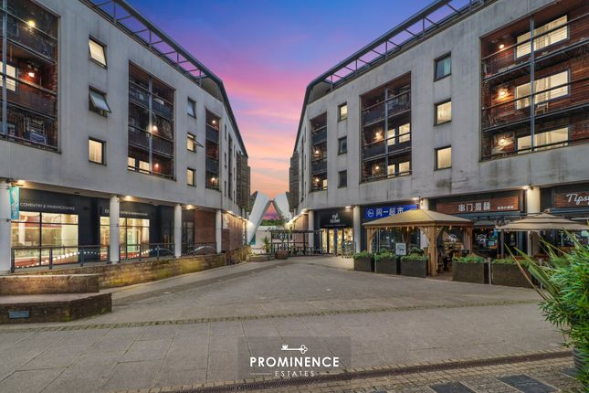 Thumbnail Flat for sale in Priory Place, City Centre, Coventry
