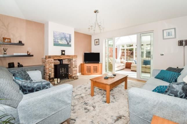 Lounge of Donald Close, Thurmaston, Leicester, Leicestershire LE4
