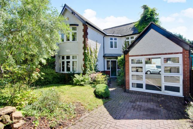 Thumbnail Detached house for sale in Bedale Road, Sherwood, Nottingham