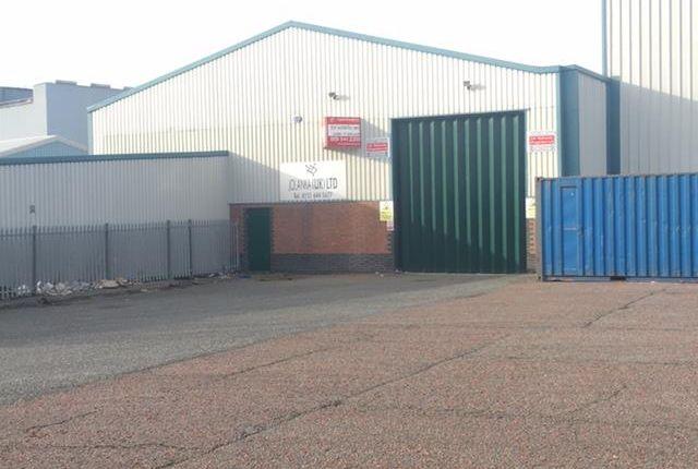 Thumbnail Light industrial for sale in 18 Kelvinside, Wallasey, Merseyside