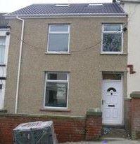 Thumbnail Terraced house to rent in Dan-Y-Parc, Merthyr Tydfil