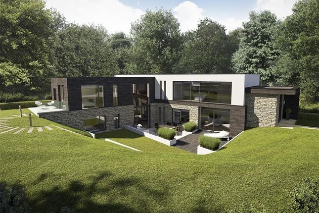 Thumbnail Detached house for sale in Bere Court Road, Pangbourne, Reading