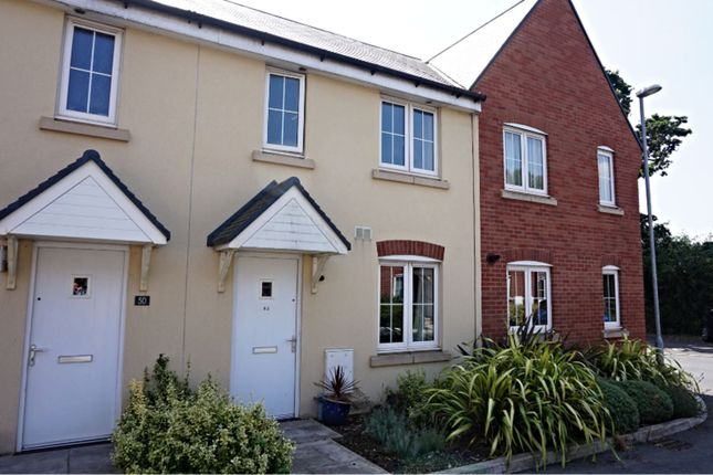 Thumbnail Terraced house to rent in Seymour Way, Magor