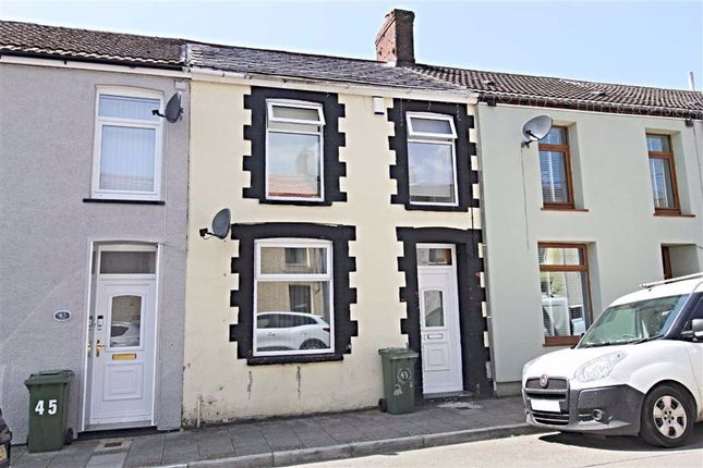 3 bed terraced house to rent in Avondale Street, Abercynon, Mountain Ash CF45