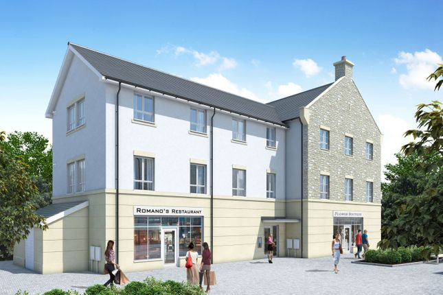 Thumbnail Flat for sale in Frome Road, Norton Radstock, Somerset