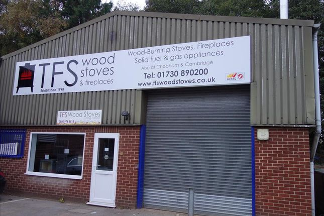 Thumbnail Commercial property for sale in Station Road, Liss