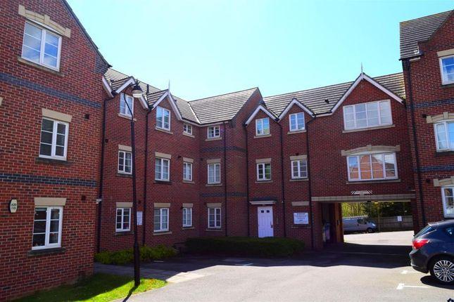 Thumbnail Flat for sale in Bluebell Rise, Grange Park, Northampton