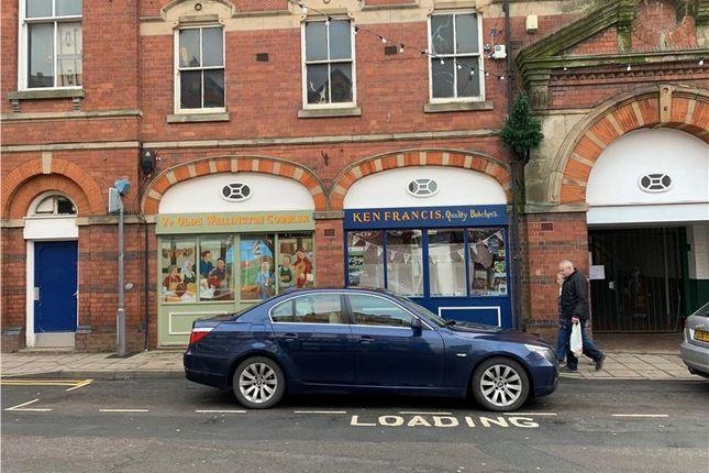 Thumbnail Retail premises to let in Lock Up Shop Unit, 7-9 Market Street, Wellington, Telford, Shropshire
