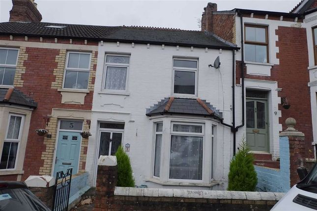Thumbnail Terraced house for sale in Hilda Street, Barry, Vale Of Glamorgan
