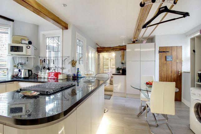 Thumbnail End terrace house for sale in The Cross Keys, Church Street, Pateley Bridge, Harrogate