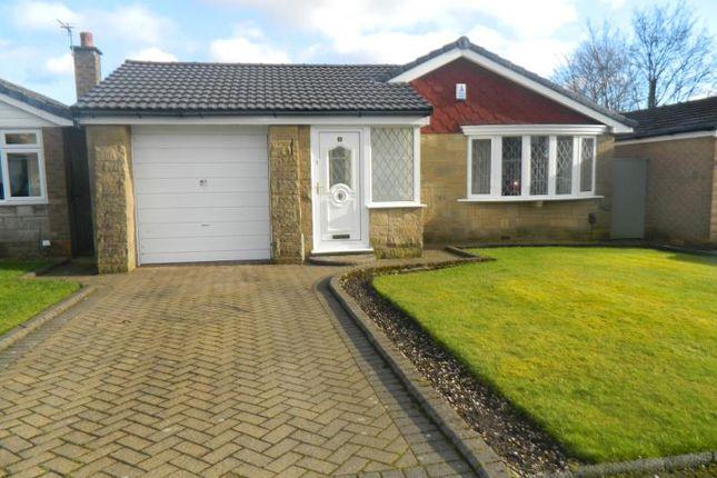 Thumbnail Bungalow to rent in Lynwood Grove, Bradshaw, Bolton