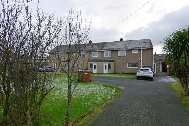 Semi-detached house for sale in 44 Gosforth Road, Seascale, Cumbria