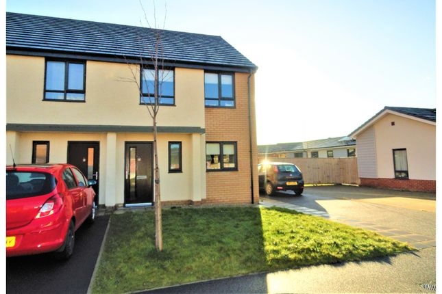 Thumbnail Semi-detached house for sale in Oxendale Road, Redcar