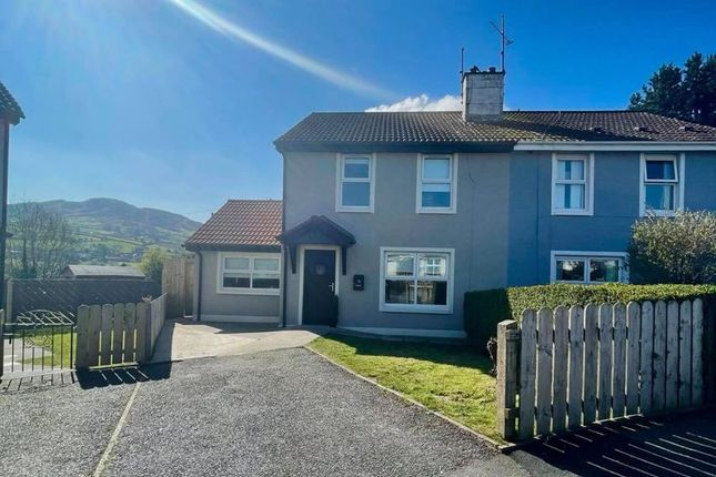 4 bed semi-detached house for sale in St. Malachys Park, Camlough, Newry BT35