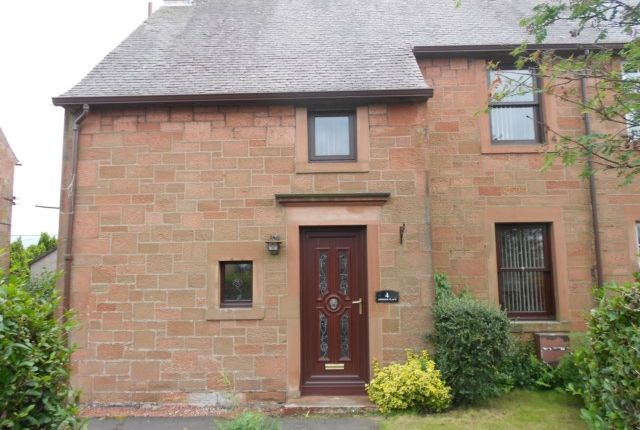 Thumbnail Semi-detached house to rent in Addison Place, Annan