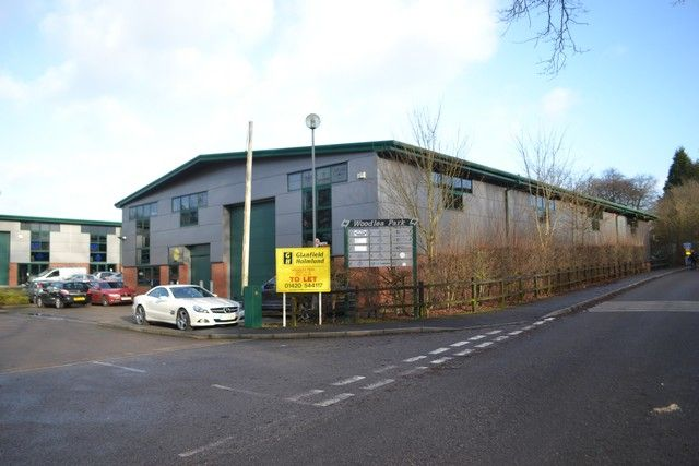 Thumbnail Warehouse to let in Four Marks, Alton