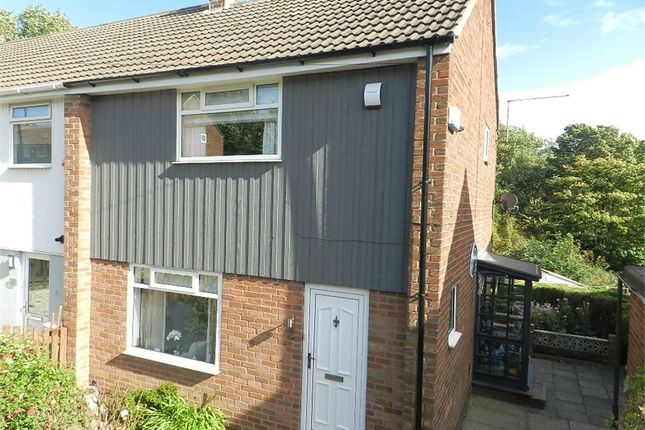 Terraced house for sale in Grimsell Close, Foxhill, Sheffield, South Yorkshire