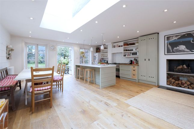 Thumbnail Terraced house to rent in Sugden Road, Clapham, London