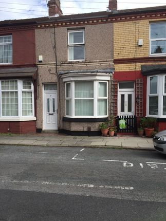 Thumbnail Terraced house to rent in Sixth Avenue, Aintree