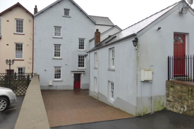 Thumbnail Property to rent in Picton Terrace, Carmarthen, Carmarthenshire