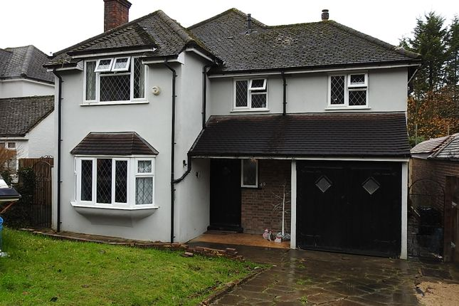 Thumbnail Detached house for sale in Lackford Road, Chipstead