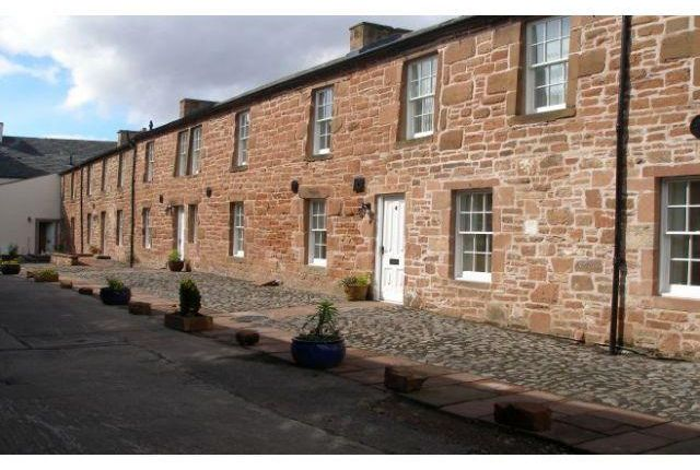 Thumbnail Terraced house to rent in Hares Den, High Street, Annan