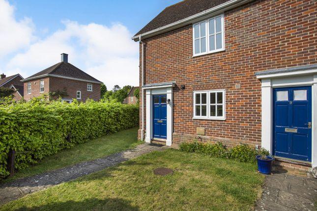 Thumbnail End terrace house to rent in St Audry's Park Road, Melton, Woodbridge