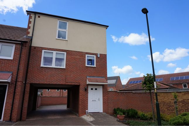 Thumbnail End terrace house for sale in Wild Cherry Mews, Grimsby