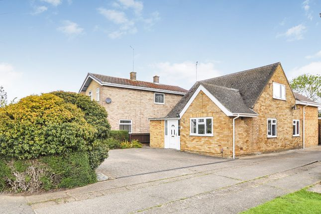 Thumbnail Detached house for sale in Burstellars, St. Ives, Huntingdon