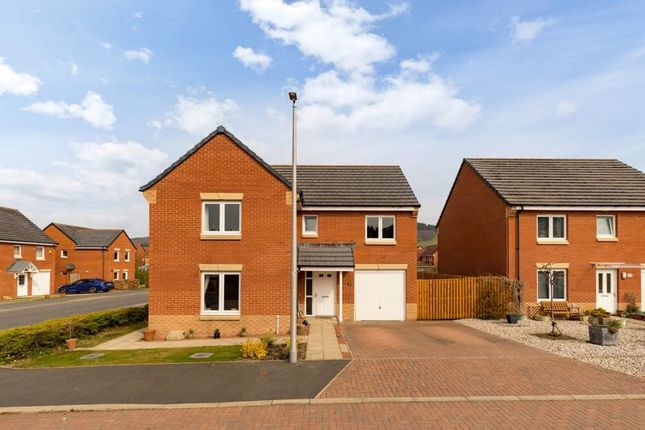 4 bed detached house for sale in 13 Kittlegairy Avenue, Peebles EH45
