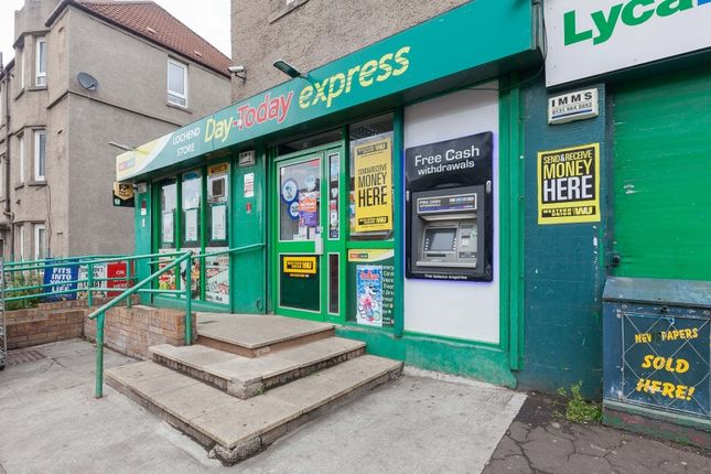 Thumbnail Retail premises for sale in 64 Lochend Road South, Edinburgh