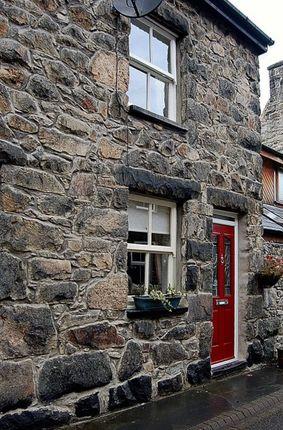 Thumbnail Terraced house to rent in Aberwnion Terrace, Dolgellau
