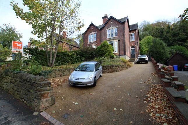 Thumbnail Detached house for sale in Stapenhill Road, Burton-On-Trent