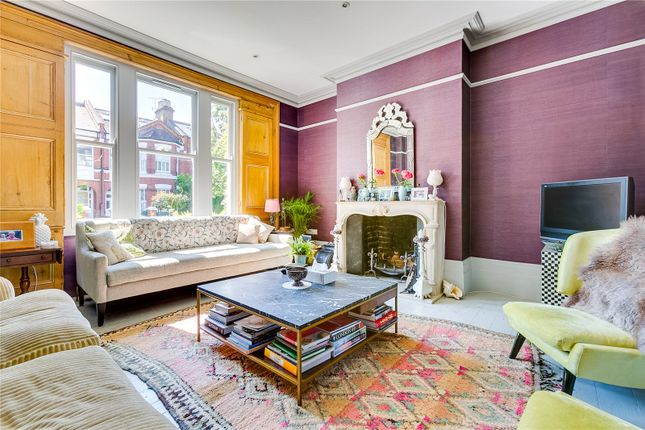Thumbnail Semi-detached house for sale in Cleveland Road, London