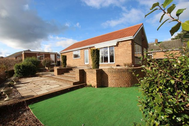 Thumbnail Bungalow for sale in Towneley Fields, Rowlands Gill