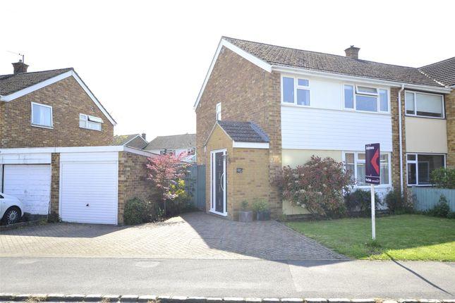 Thumbnail Semi-detached house for sale in Spareacre Lane, Eynsham, Witney