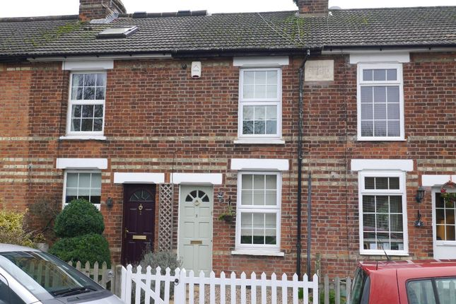 Thumbnail Terraced house to rent in Rushmore Hill, Pratts Bottom, Orpington