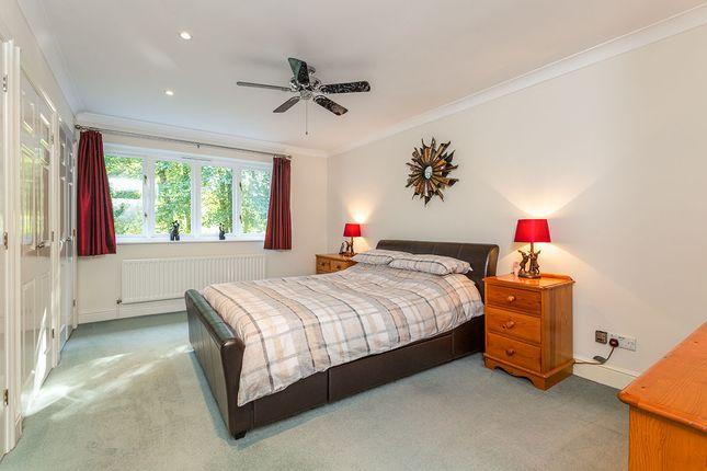 Master Bedroom of The Hollies, New Barn, Kent DA3
