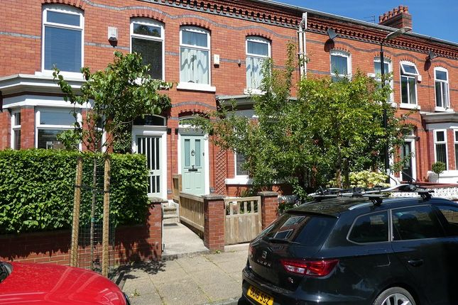 Thumbnail Terraced house for sale in Humphrey Road, Old Trafford, Manchester.