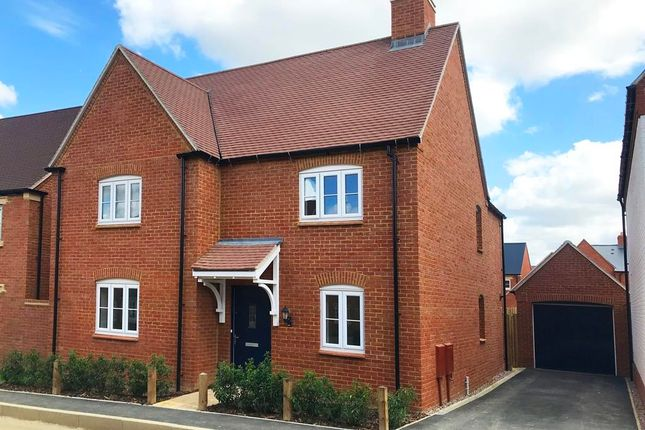 """Thumbnail Detached house for sale in """"Holden"""" at Juliet Drive, Brackley"""