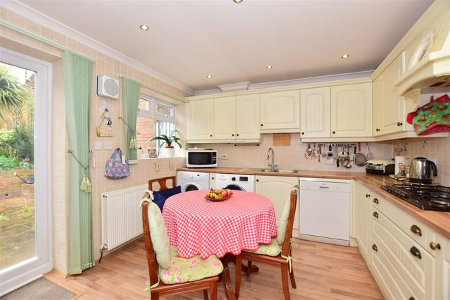 Thumbnail Detached house for sale in Watson Avenue, Davis Estate, Chatham, Kent