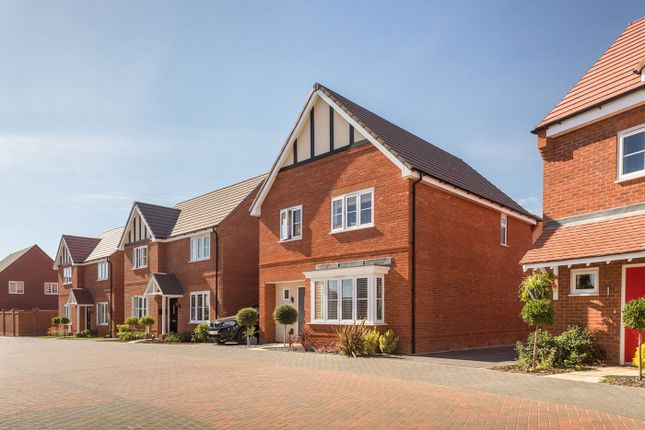 Thumbnail Detached house for sale in Redbridge Lane, Nursling, Southampton