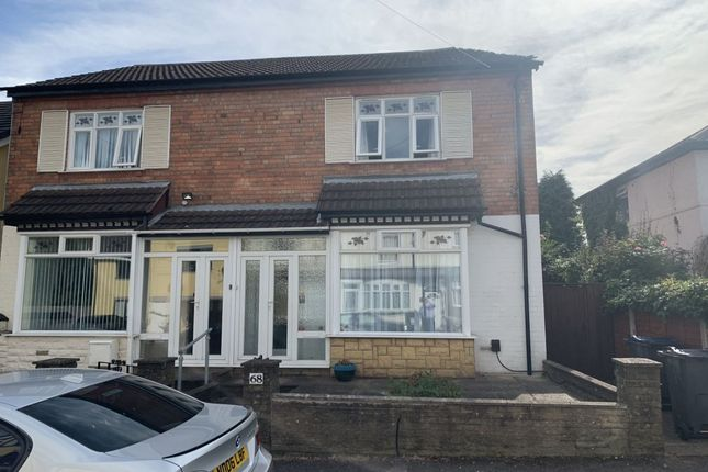 Thumbnail Terraced house to rent in Francis Road, Acocks Green, Birmingham
