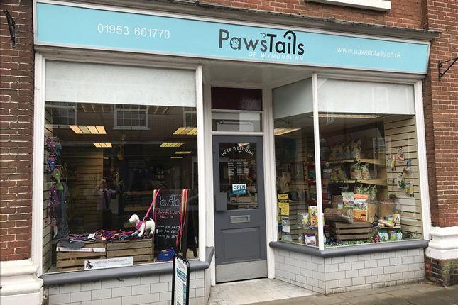 Thumbnail Retail premises for sale in Middleton Street, Wymondham