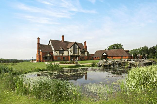 Thumbnail Detached house for sale in Ullenhall, Henley-In-Arden