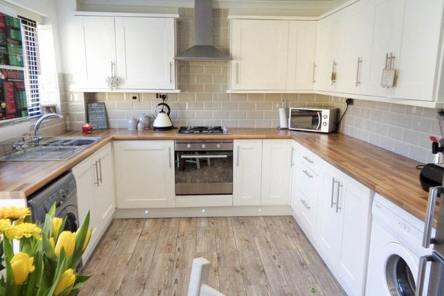 Thumbnail Semi-detached house for sale in Woodland Vale, Treorchy