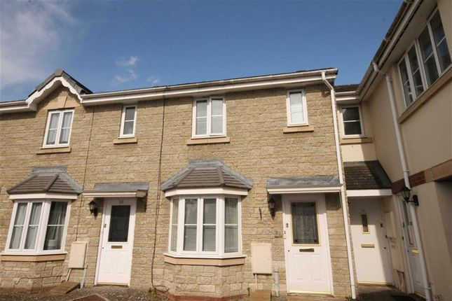 Thumbnail Terraced house to rent in Newbury Avenue, Calne, Wiltshire