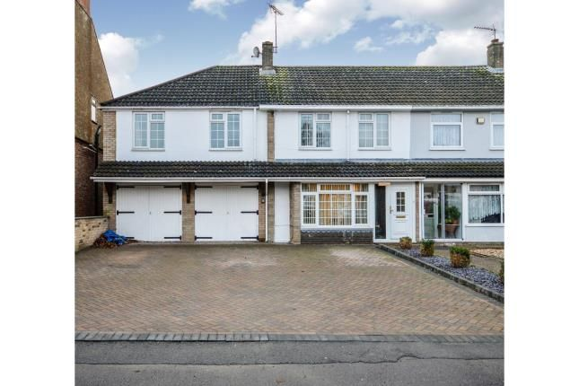 Thumbnail Semi-detached house for sale in Hythe Road, Willesborough, Ashford, Kent